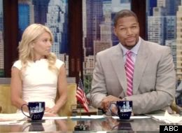 Kelly Ripa & Michael Strahan Let The Sexual Innuendos Fly