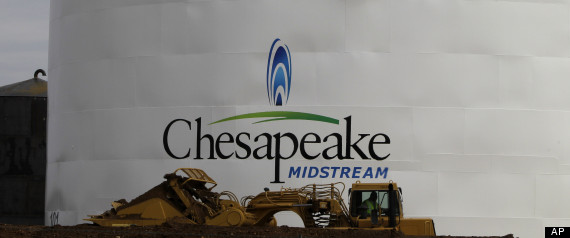 CHESAPEAKE ENCANA