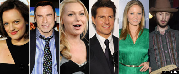 Celebrity scientologists stars who practice scientology photos