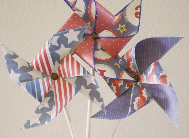 craft of the day pinwheels