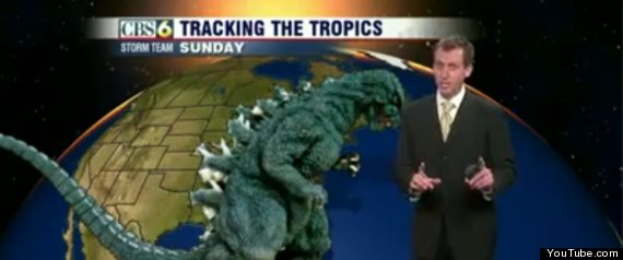 Weatherman Apocalypse