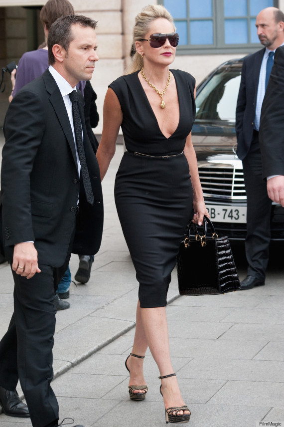 Paris Fashion Week Nipples