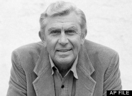 Andy Griffith Dead
