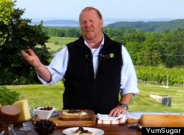 What Mario Batali Is Craving This Summer