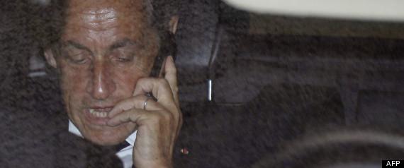 Sarkozy Perquisition