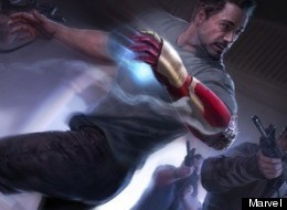 FIRST LOOK: 'Iron Man 3' Concept Art