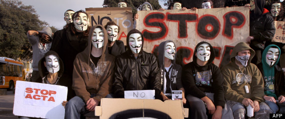 acta anonymous first they - photo #10