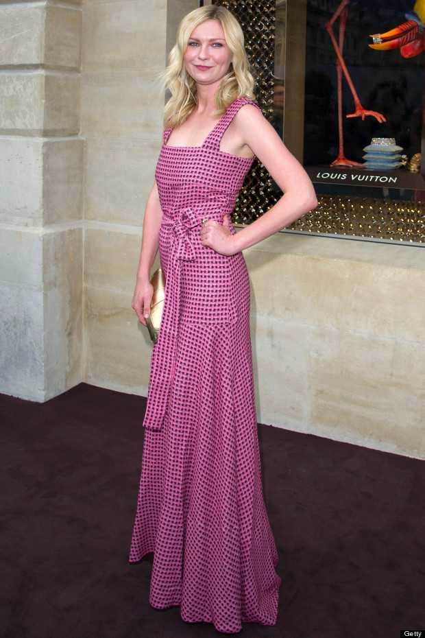 kirsten dunst louis vuitton