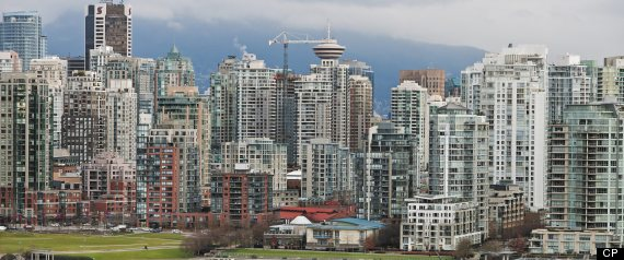 Economist Best Cities Toronto Vancouver