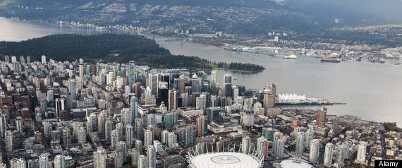 Vancouver Home Sales Drop