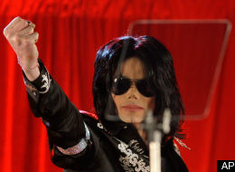 Michael Jackson Announces Comeback