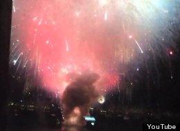 San Diego Fireworks July 4 2012