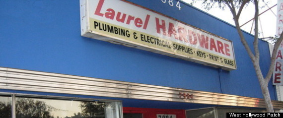 Laurel Hardware Restaurant