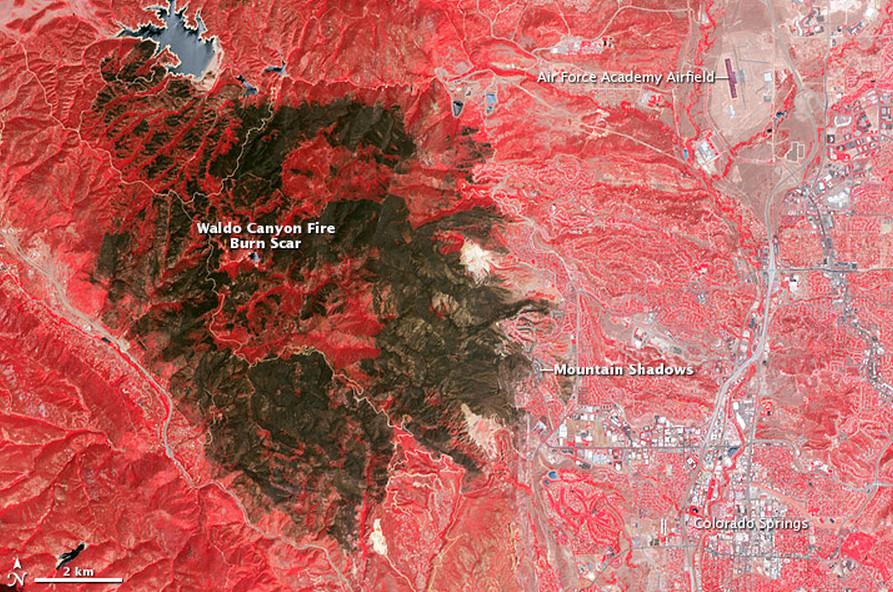 Waldo Canyon Fire: 20 Percent Of Soil So Severely Burned It