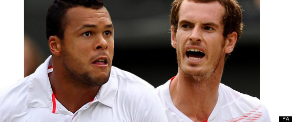 Tsonga V Murray