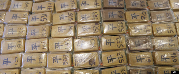 Hong Kong Cocaine Bust