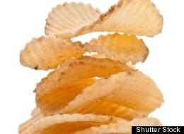Potato Chip Trail Led To Suspect
