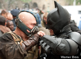 Dark Knight Rises Production