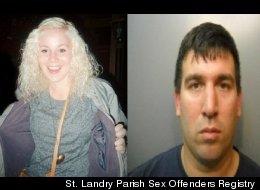 brandon scott lavergne sex offender in Madison
