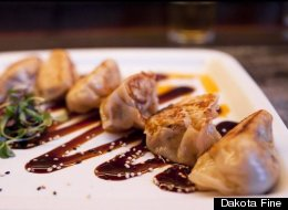 LOOK: Toki Underground's Tasty Dumplings