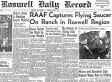 Roswell UFO Was Not Of This Earth And There Were ET Cadavers: Ex-CIA Agent Says