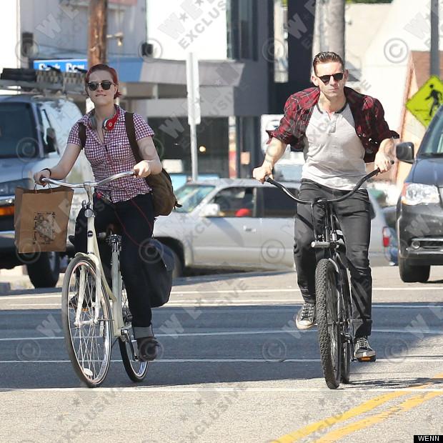 Hipster Alert: It's Evan Rachel Wood And Jamie Bell
