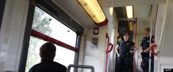 agression antis mite dans un train un des agresseurs a port plainte pour coups et blessures. Black Bedroom Furniture Sets. Home Design Ideas