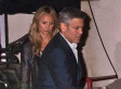 George Clooney, Stacy Keibler Get Food Poisoning In Italy