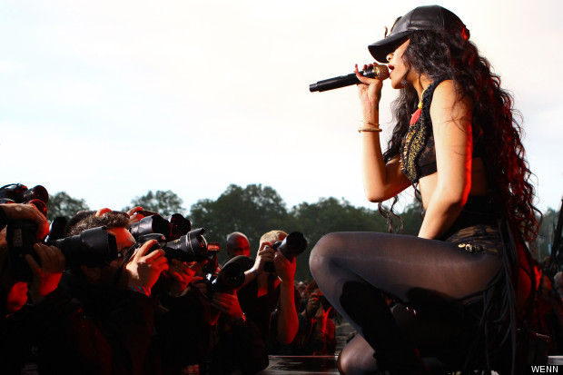 rihanna wireless festival