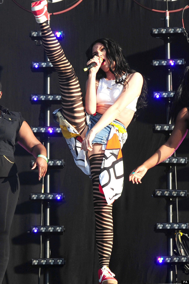 jessie j wireless festival