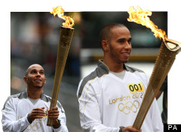 The Torch Relay - The Olympic Ideal in Flames
