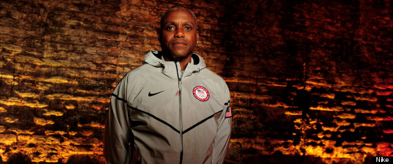CARL LEWIS_NIKE MEDIA SUMMIT
