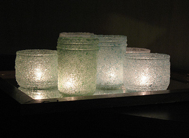 craft of the day votives