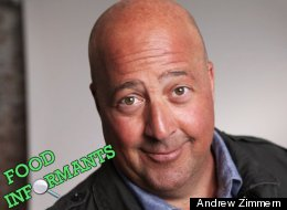 A Week In The Life Of Andrew Zimmern