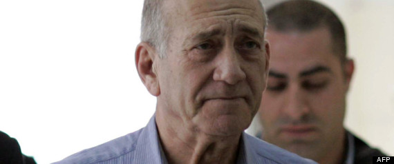 Ehud Olmert Corruption
