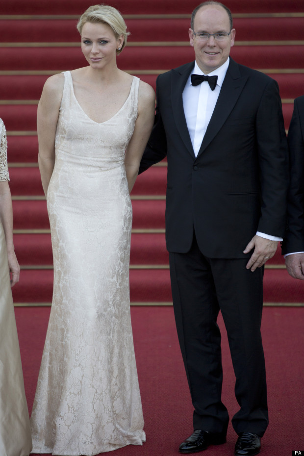prince and princess of monaco