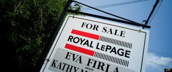 Canada Real Estate Tipping Point