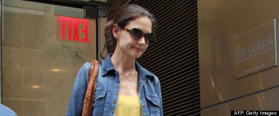 KATIE HOLMES AFPGETTY IMAGES