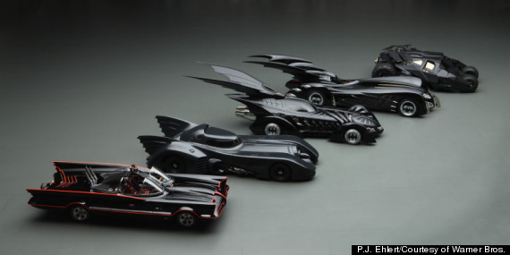 the batmobile cw