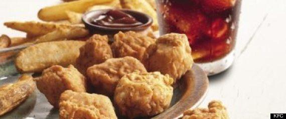 KFC ORIGINAL RECIPE BITES
