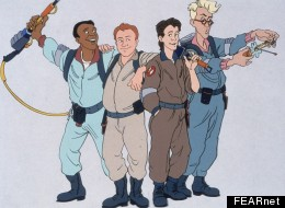 The Real Ghostbusters Fearnet