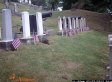 Groundhogs Caught Stealing American Flags At Cedar Park Cemetery (VIDEO)