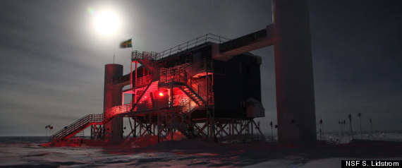 ICECUBE TELESCOPE