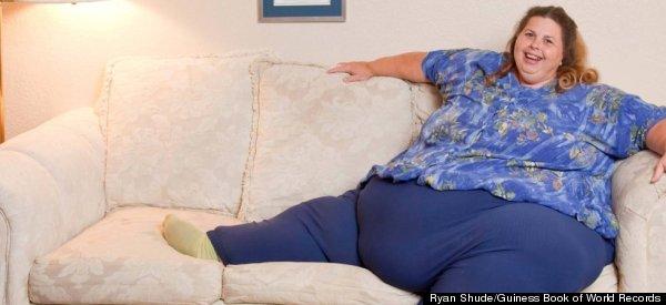 Pauline Potter Weight Loss: World's Heaviest Woman Loses ...