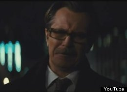 FIRST LOOK: Gary Oldman Meets A New Character In 'The Dark Knight Rises'