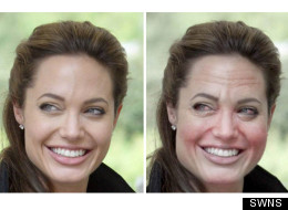 How Would Angelina Jolie Look As A Washed Up Drunk? (PICTURES)