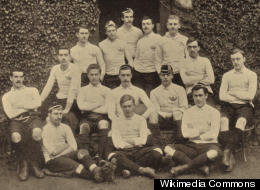Oxford University 1889 Rugby Team