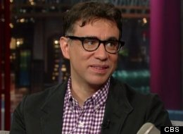 Fred Armisen Letterman