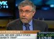 Paul Krugman Slams New York Times Colleague, CNBC:  'One Zombie Idea After Another'