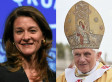 Melinda Gates Disagrees With Vatican On Contraception At London Family Planning Summit (VIDEO)